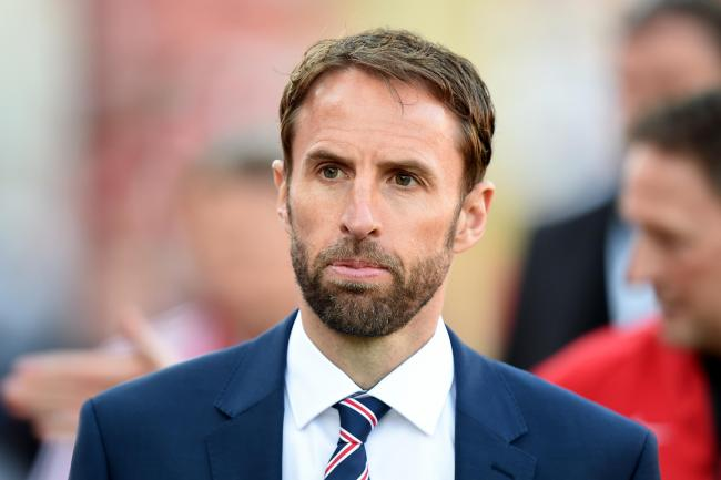 Gareth Southgate: The Cool Cat